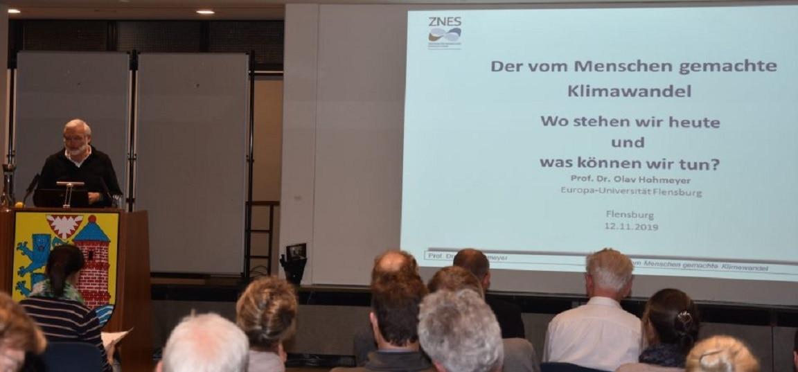 Flensburger Bürger gestalten Klimaschutz
