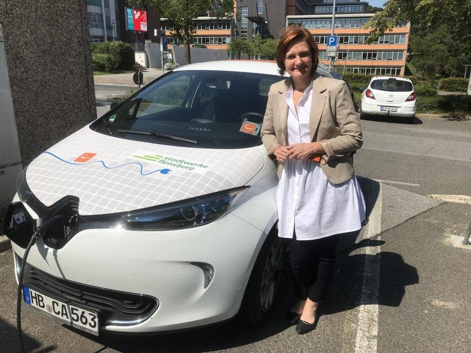 Nächster Schritt zum Klimaschutz – Stadt setzt zukünftig auf Dienstwagenpool