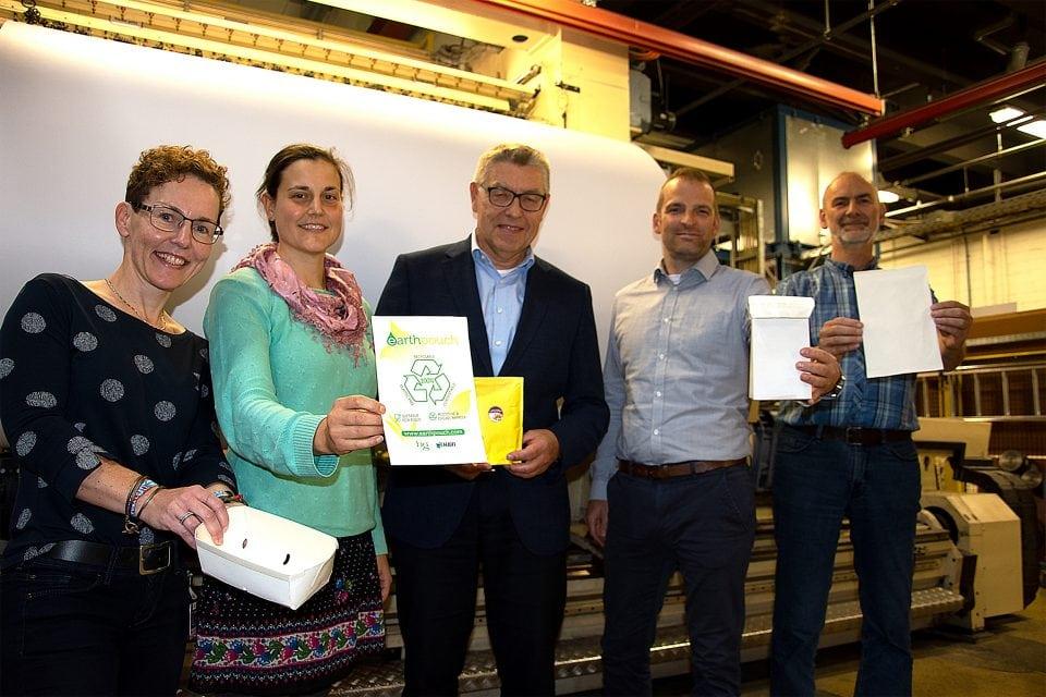 Die neuen Barriere-Papiere von Mitsubishi HiTec Paper: Innovativ und umweltfreundlich!