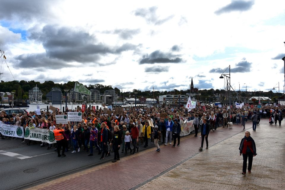 CLIMATE FIRST – auch in Flensburg!