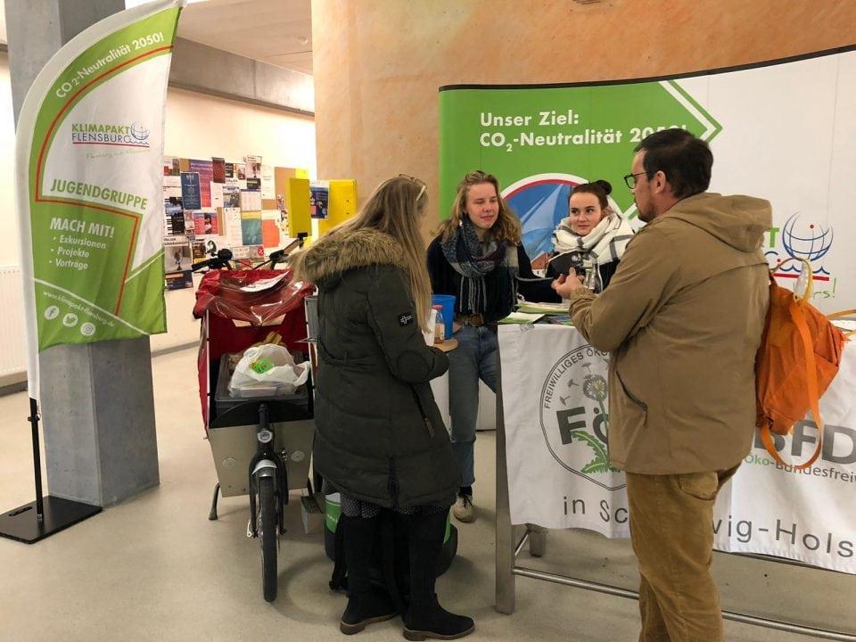 Klimapakt informiert zum Thema Müllvermeidung