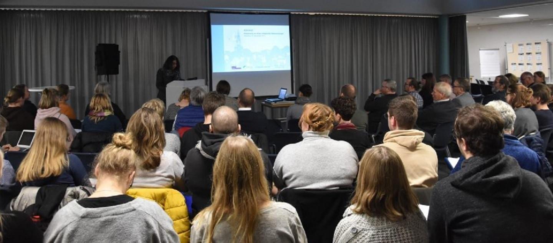 """Workshop zum Thema """"Anpassung an einen steigenden Meeresspiegel"""""""