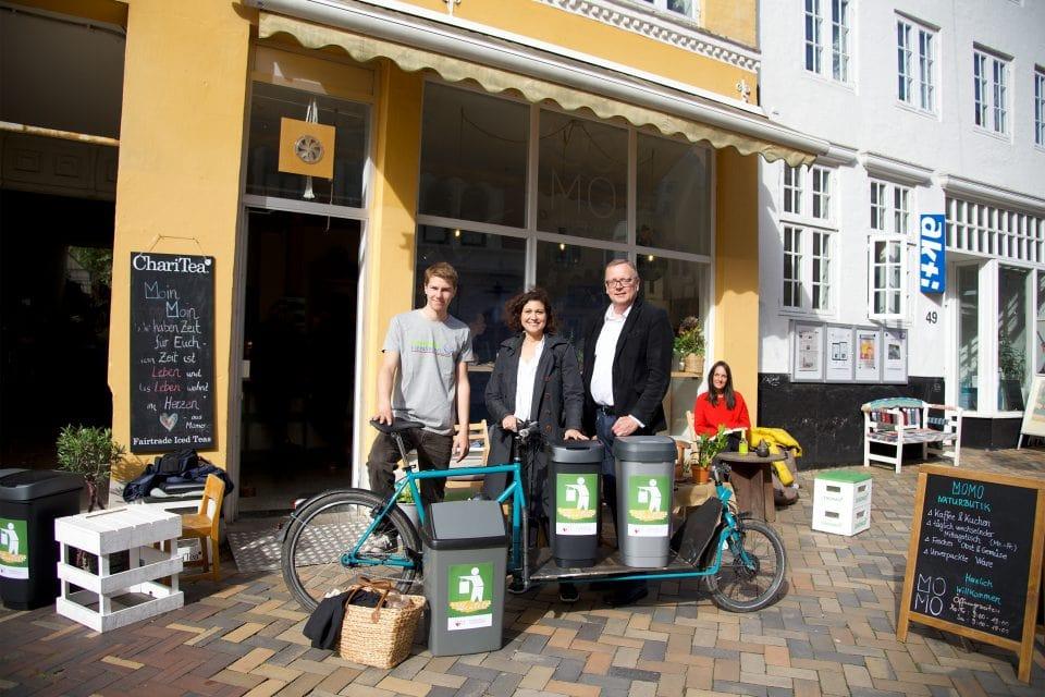 Privat: Flensburg reBeutelt – Aufruf: Alte Einkaufsbeutel spenden