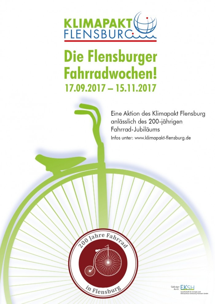 A2 Poster 200 Jahre Fahrrad