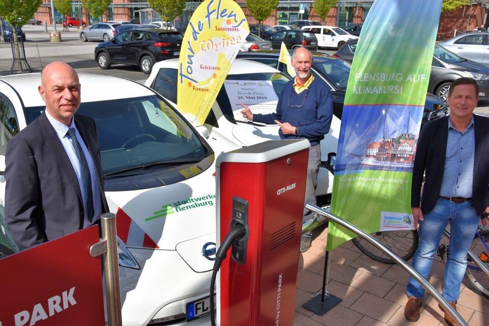Flensburger E-Mobilitätsmarkt 2019