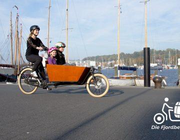 Die Fjordbeweger – Freie Lastenräder