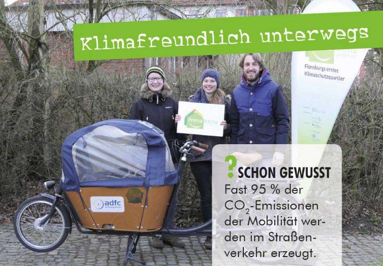 Klimapaktfreundlich Unterwegs