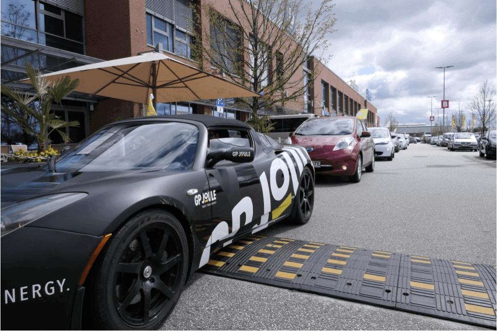 Flensburger E-Mobilitätsmarkt Tour De Flens