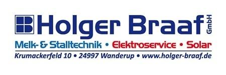 Fördermitglieder Holger Braaf
