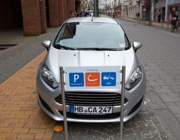 Das Flensburger Cambio-Carsharing