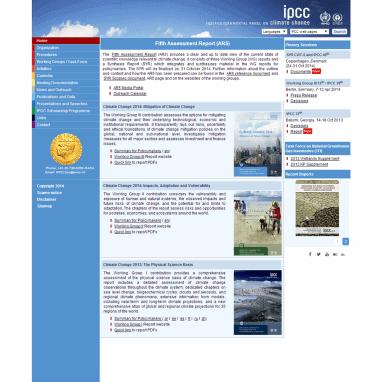 Wissenswertes IPCC