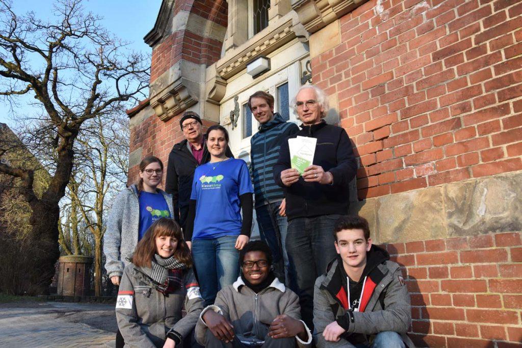 Klimapakt Jugendgruppe