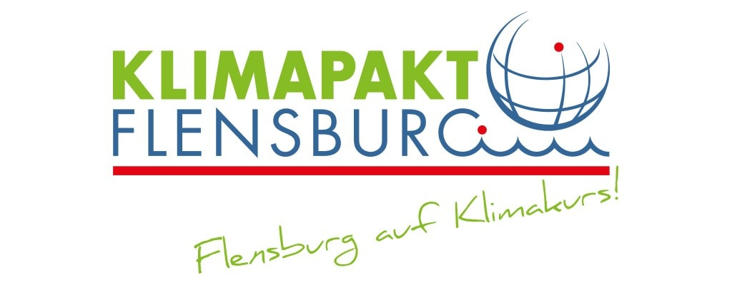 Glühbirnentausch-Wette Klimapakt Flensburg Logo