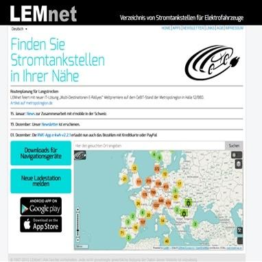 Wissenswertes LEMnet