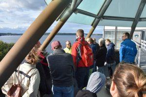 Klimapakt-Exkursionen TBZ Klärwerk