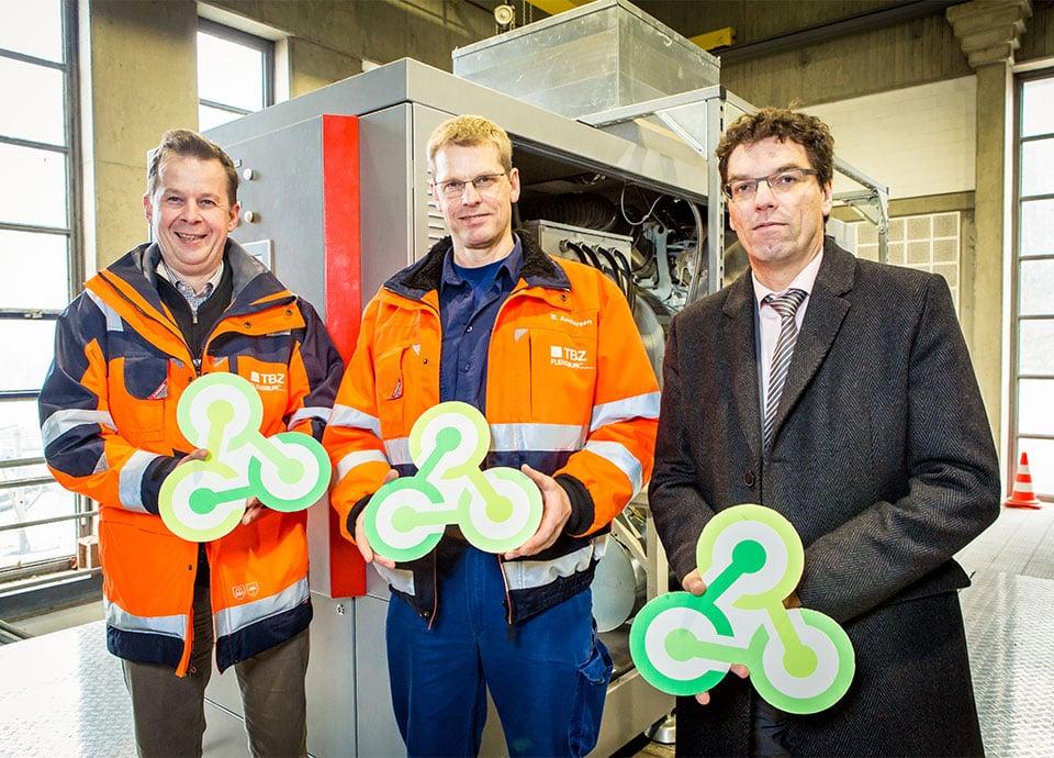 TBZ Flensburg Energiechallenge