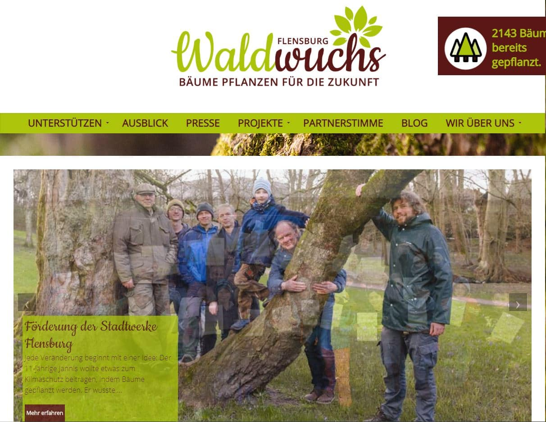 Waldwuchs Flensburg Wissenswertes