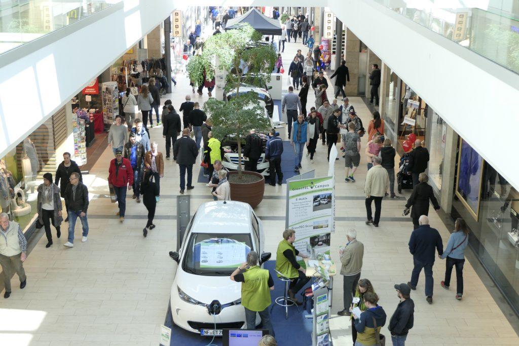 Klimapakt E-Mobilität im Citti