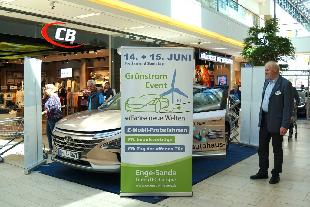 Grünstrom Event