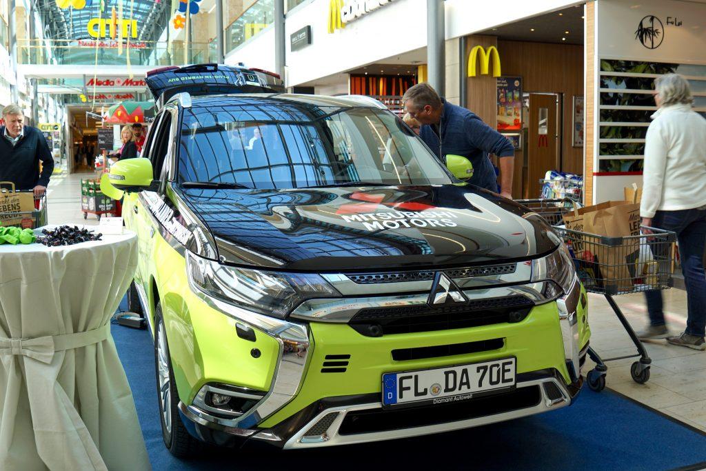 Mitsubishi Motors E-Mobilität